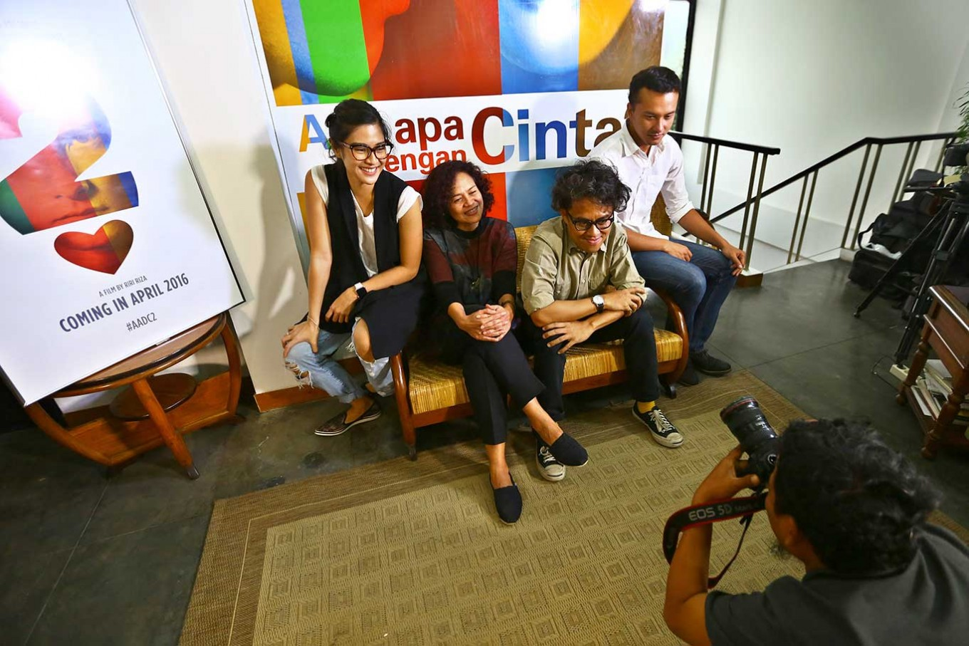 AADC2-inspired poetry book sells out minutes after release