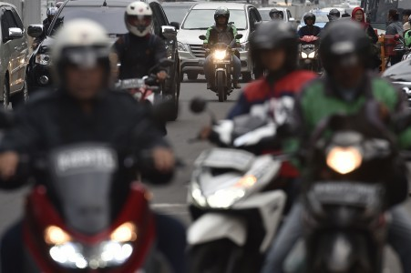 No expansion of motorcyle ban yet: Ahok
