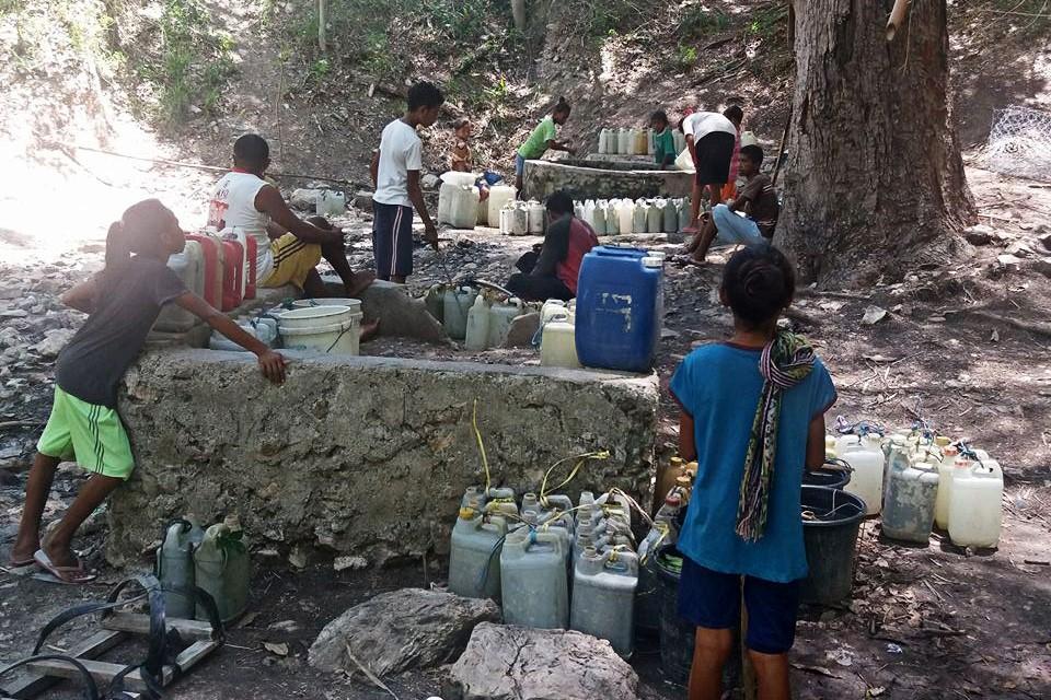 Drought hits E. Nusa Tenggara