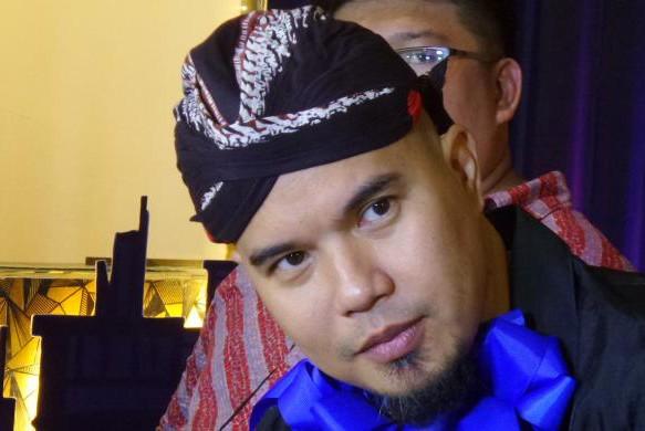 Ahmad Dhani named hate speech suspect