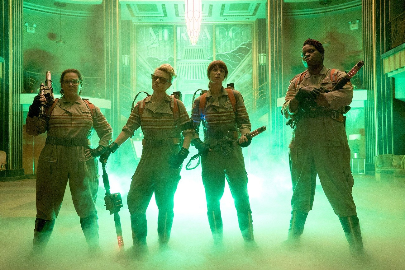 Sony to make 'Ghostbusters' animated TV series - Entertainment - The