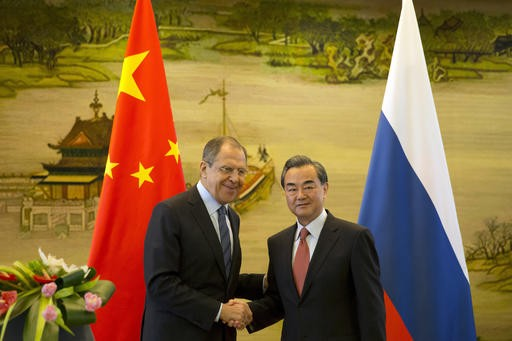 Russia China In Agreement On North Korea South China Sea World