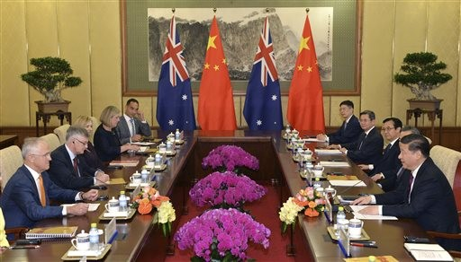 Image result for Australia blocks largest private farm sale to Chinese over national interest