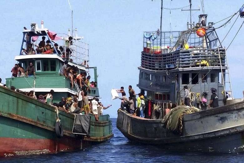 Aceh on alert for Rohingya refugee boats spotted in Andaman Sea