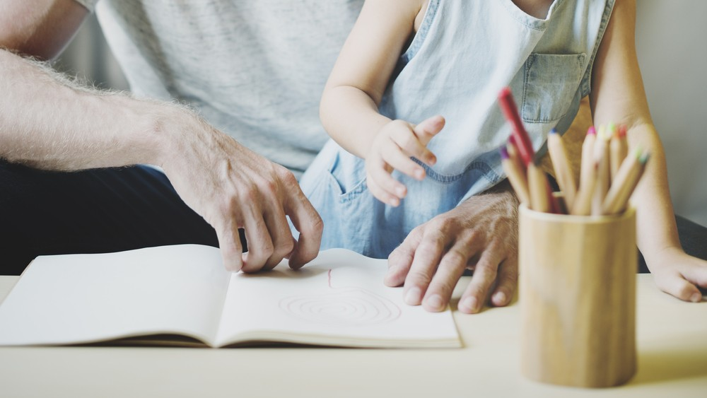 Why becoming a parent takes learning