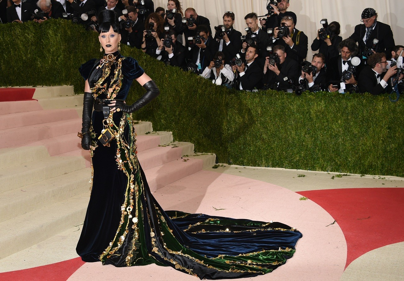 b66525fe12c Metallics reigned on Met Gala red carpet - Lifestyle - The Jakarta Post