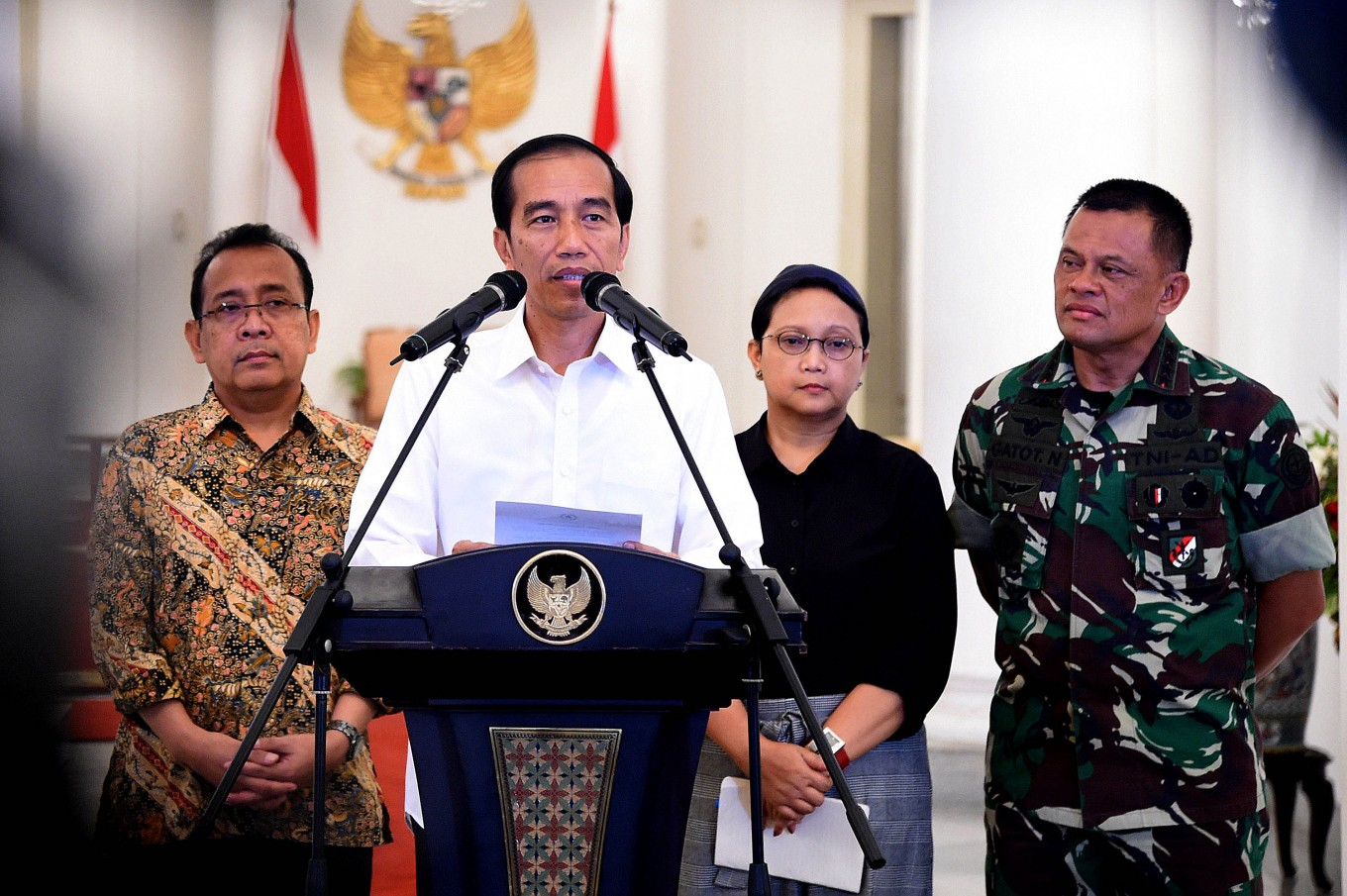 The superficiality of Indonesia's defense policy