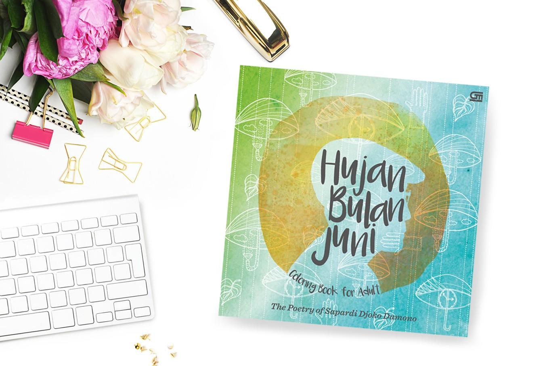 Sapardi Djoko Damono's 'Hujan Bulan Juni' translated into Mandarin