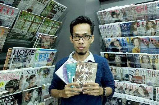 Aan Mansyur: All poems are love poems
