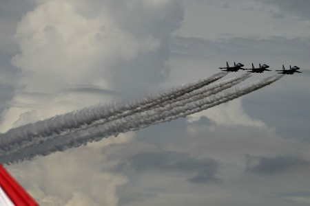 United States unhappy with Indonesia's Sukhoi import: Trade official