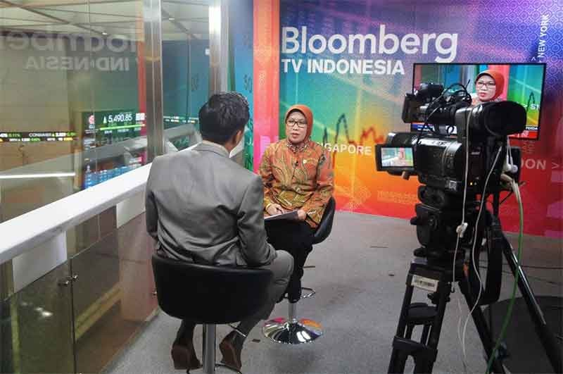 Bloomberg TV Indonesia pressed for severance payment