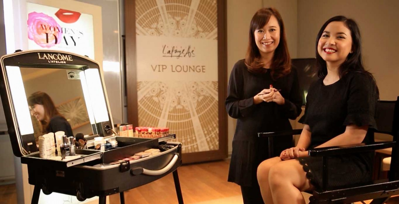 Makeup tips for a camera-ready look
