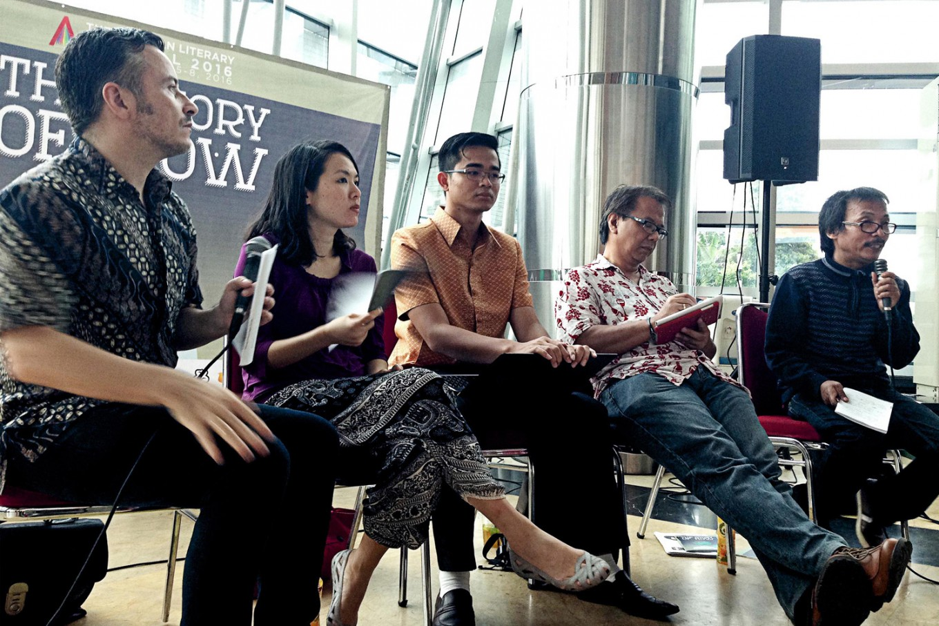Religion journalists gather to share stories