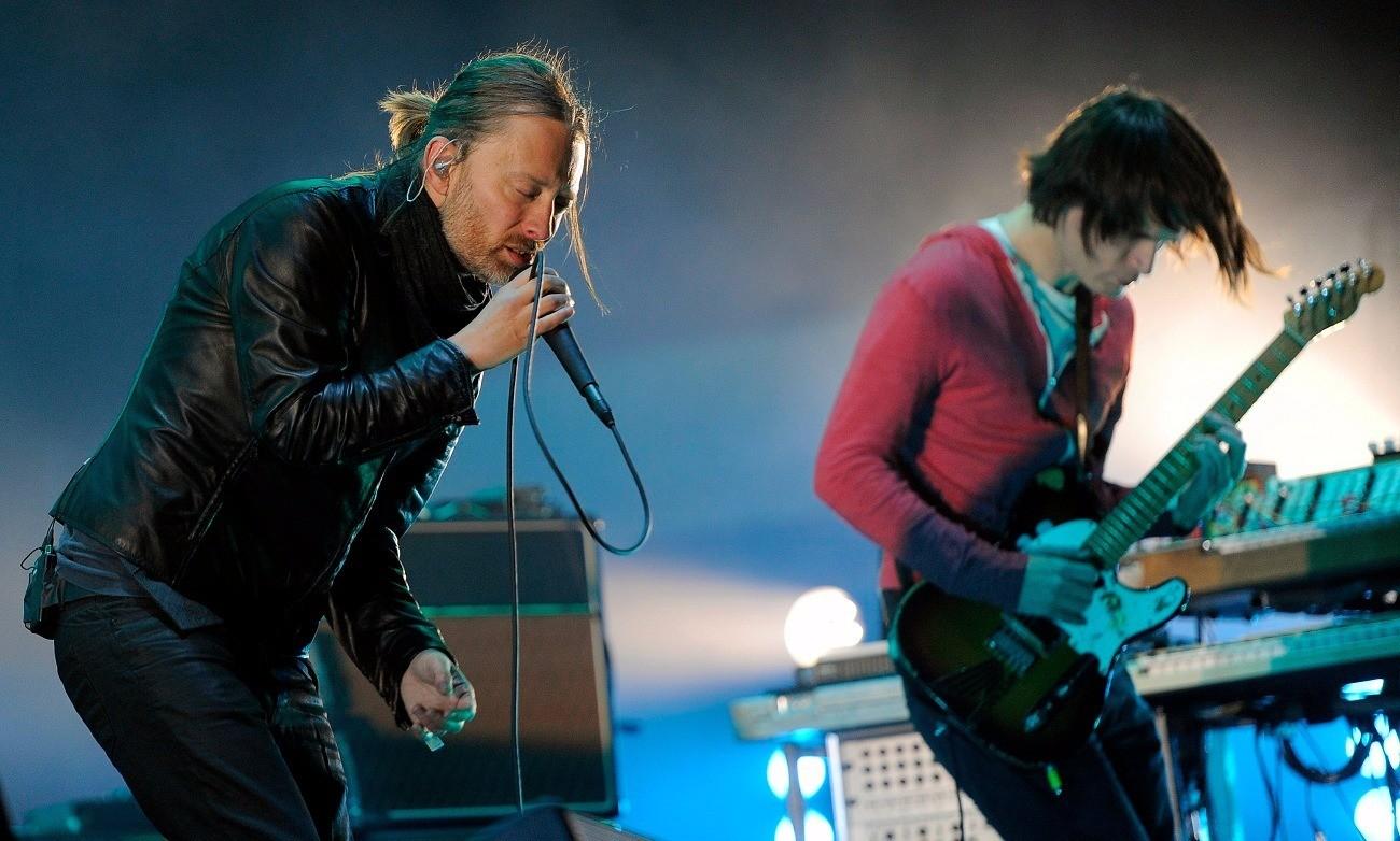 Big names urge Radiohead to cancel Israel concert