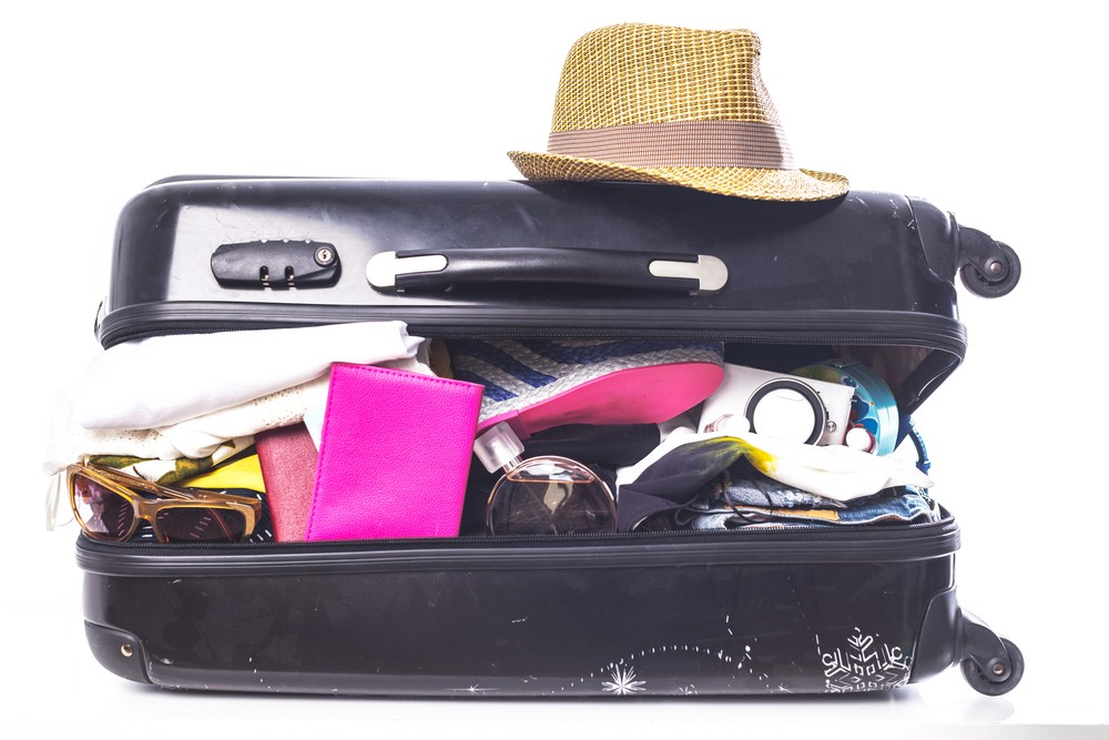 The art of packing for your vacation