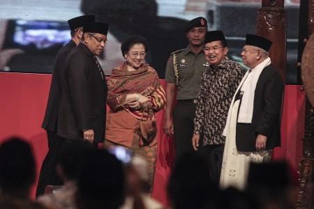 Moderate Muslims interested in Islam Nusantara