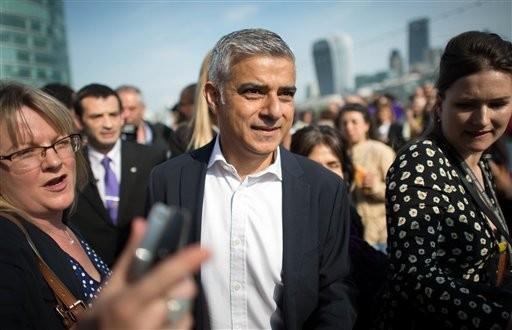 Amidst debate on racism, London set to vote for minority mayor