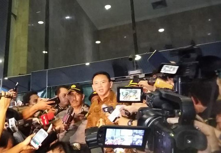 KPK to probe allegation that Teman Ahok received funding from reclamation developers