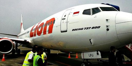 Lion Air puts aircraft delivery on hold this year