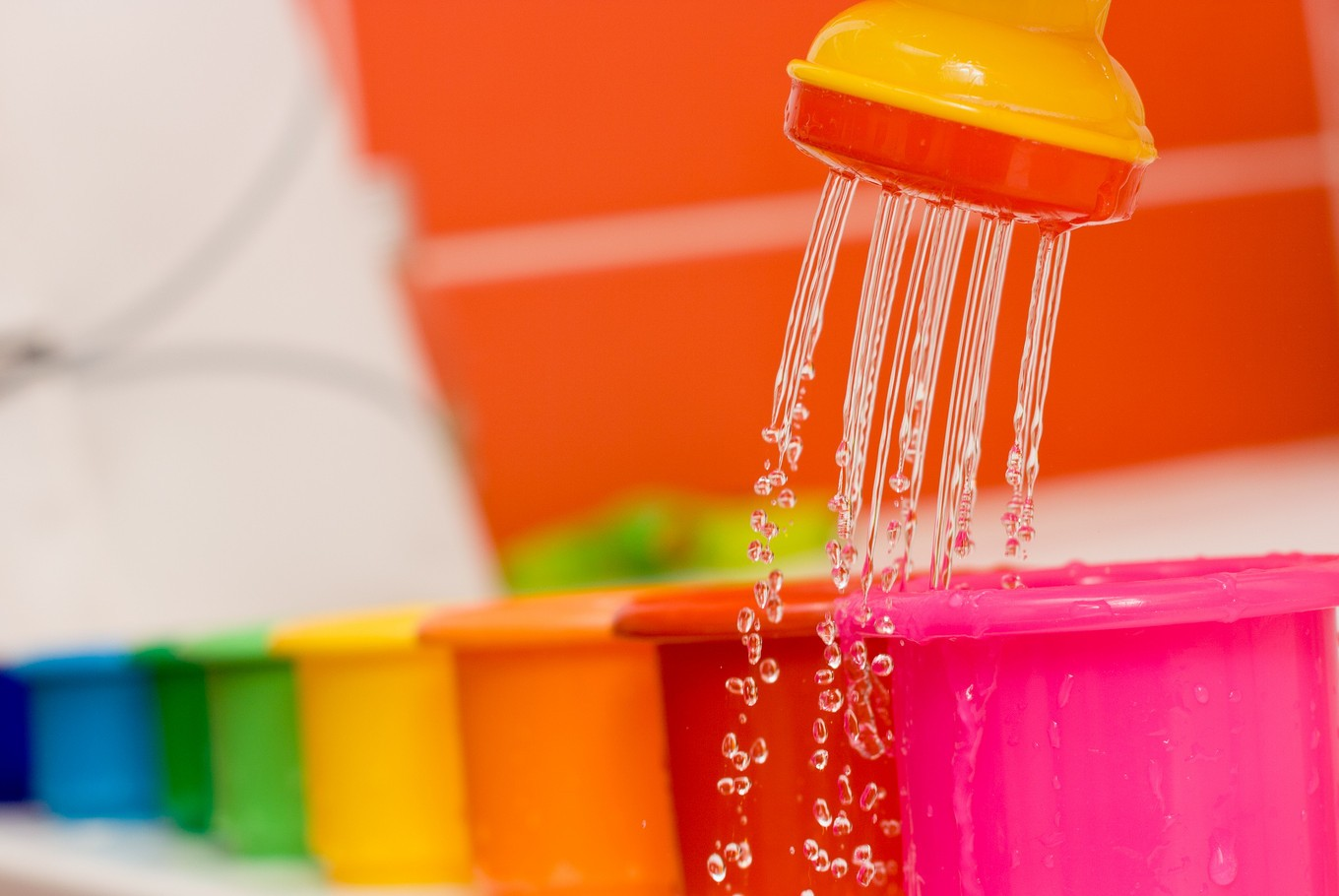 3 sensory activities to make bath time fun for kids