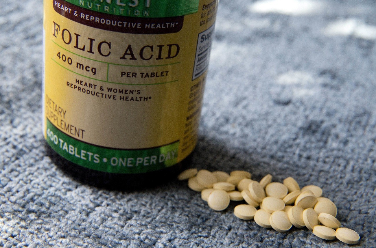 pics Folic Acid: How Much Is Too Much