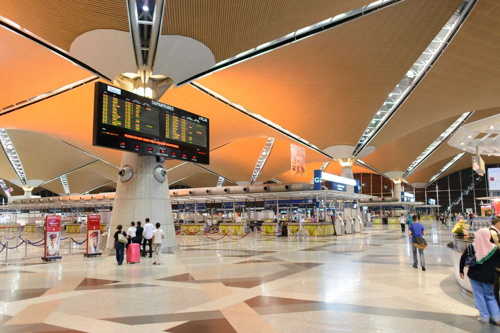 KLIA a top 5 airport in Asia for self-connect passengers