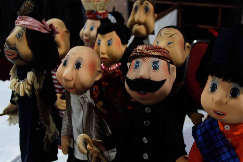 Gunungan International Mask & Puppets Festival 2016