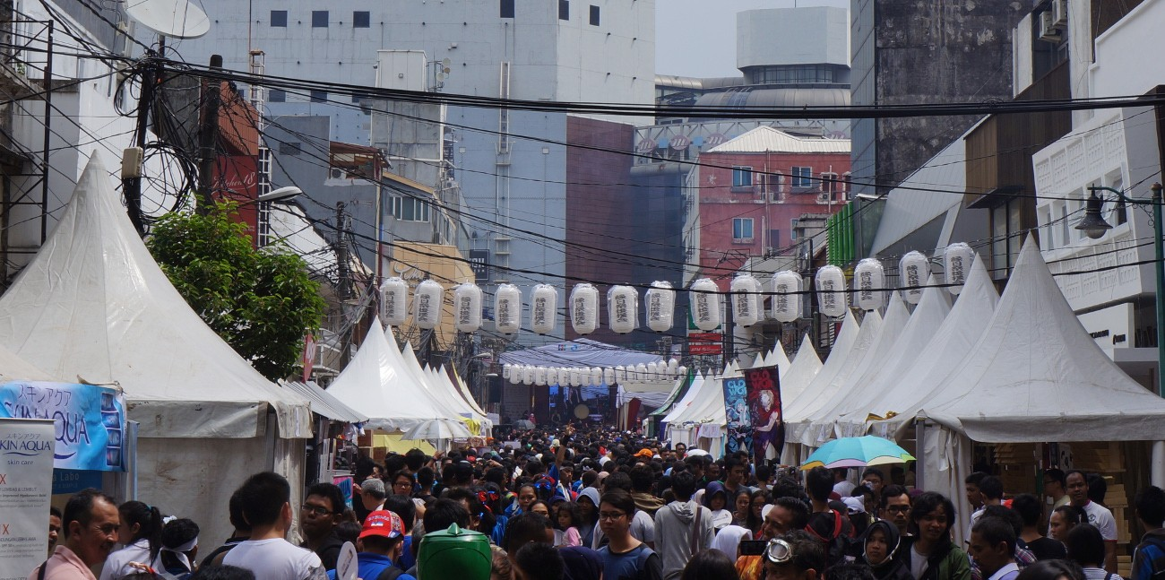 Ennichisai festival haven for Japanese culture enthusiasts