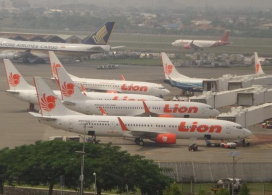 Planes collide on Medan runway, no casualties