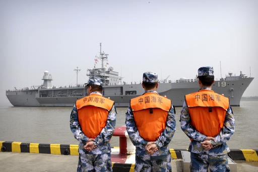 China's nine-dash line revisited