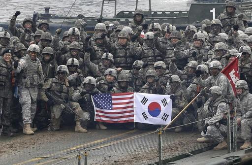 S. Korea, US, Japan plan joint drills on N. Korean threat