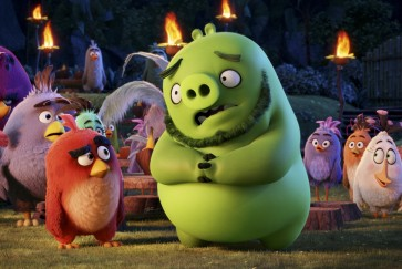 'Angry Birds Movie 2' cast revealed