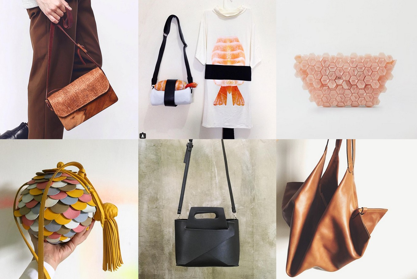 2b2902de5b7a 6 local quirky bag brands on the rise. Asmara Wreksono. Asmara Wreksono. The  Jakarta Post