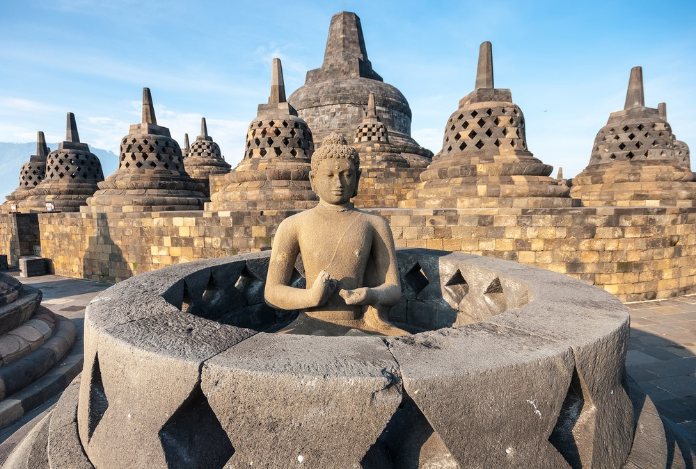 Govt to develop new tourist destinations around Borobudur