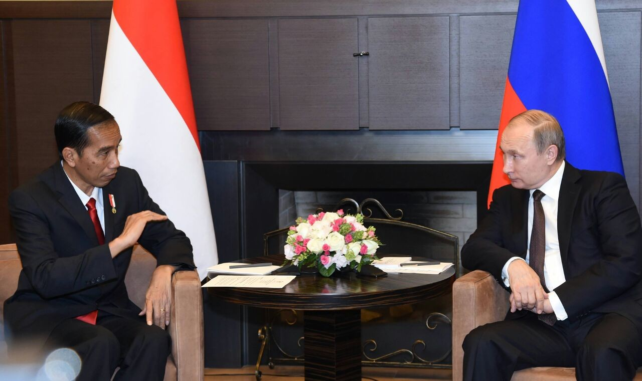Indonesia, Russia business ties hit new high