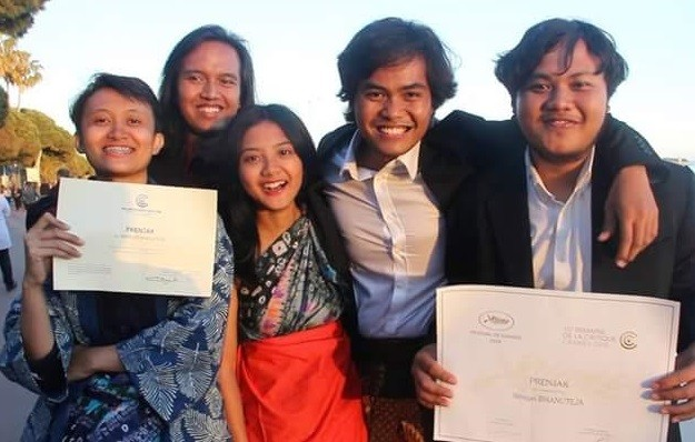 Indonesian short movie Prenjak wins award at Cannes