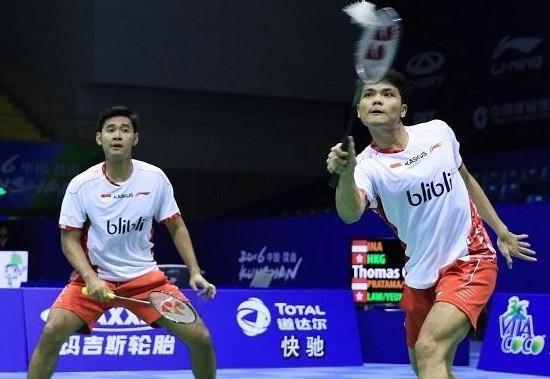 Indonesia ensures final slot at Thomas Cup