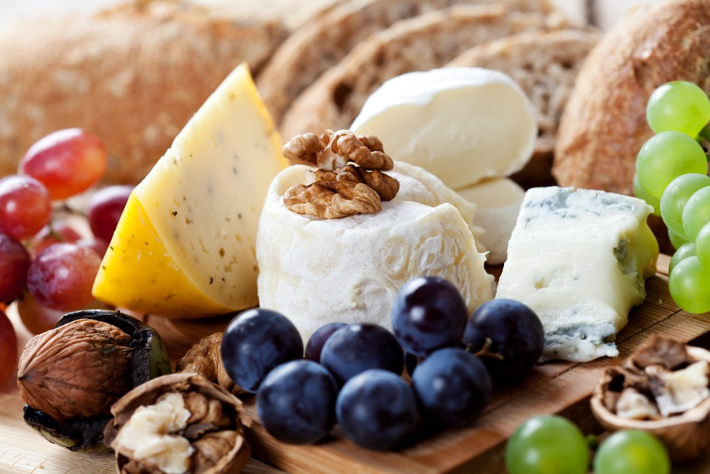 Cheese may offer some health benefits, study says
