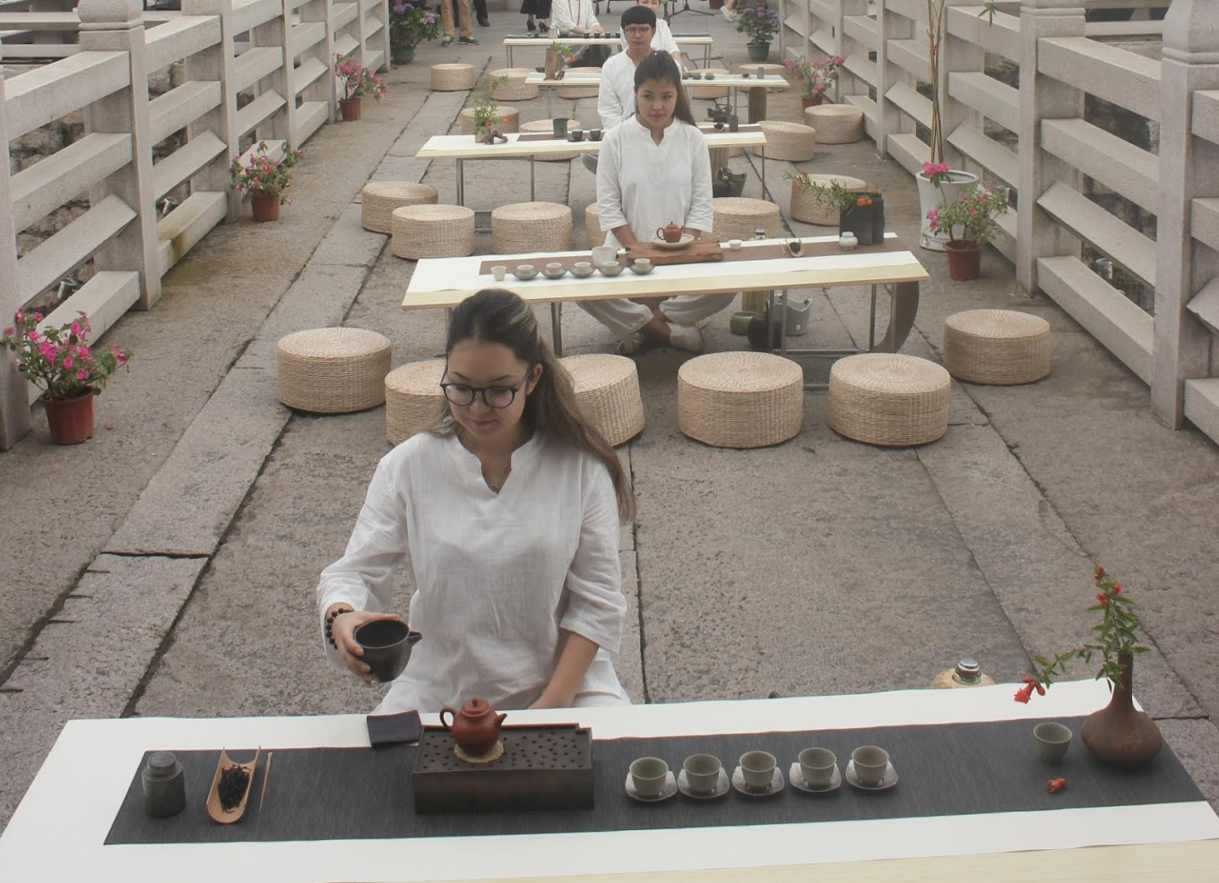 A glimpse of centuries-old tea ceremony in Chaozhou