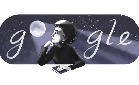 google doodle honors mexican poet rosario castellanos art
