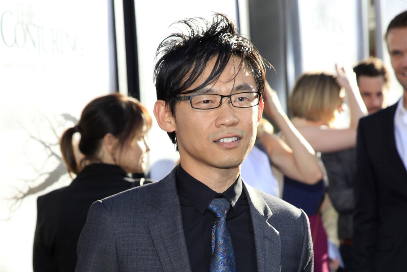 Director James Wan wants you to bring a date to 'The Conjuring 2'