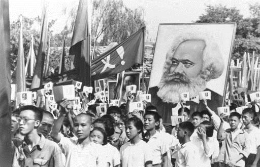 China state media promote rap song praising Karl Marx