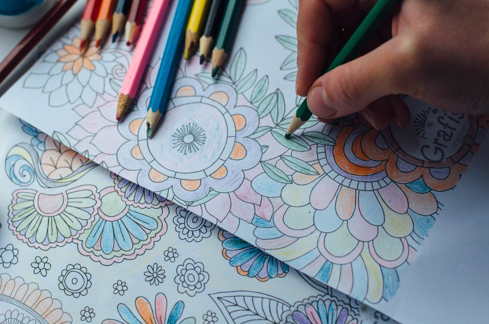 5 Beautiful Coloring Books To Cure Your Boredom