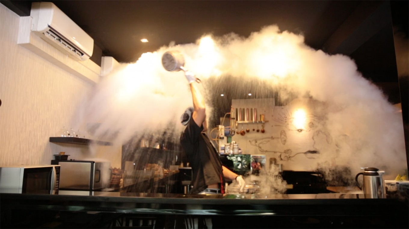 Embracing molecular gastronomy: A different dining perspective