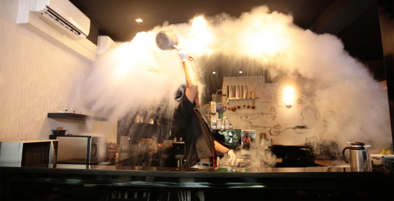 Molecular gastronomy: A Fun Dining Experience