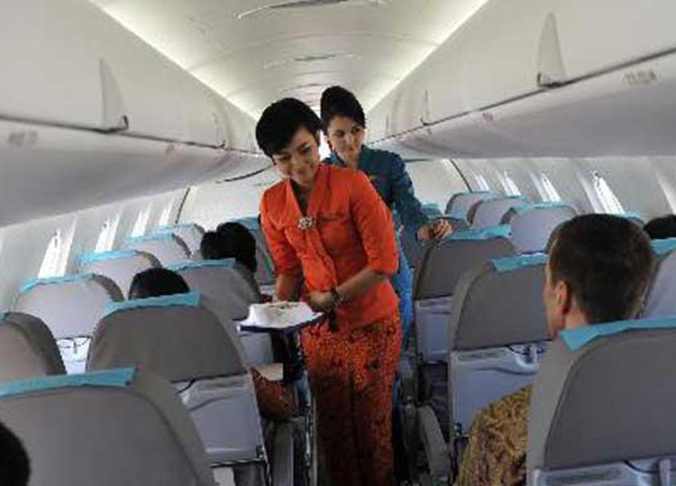 Garuda flight attendant suffers sexual harassment