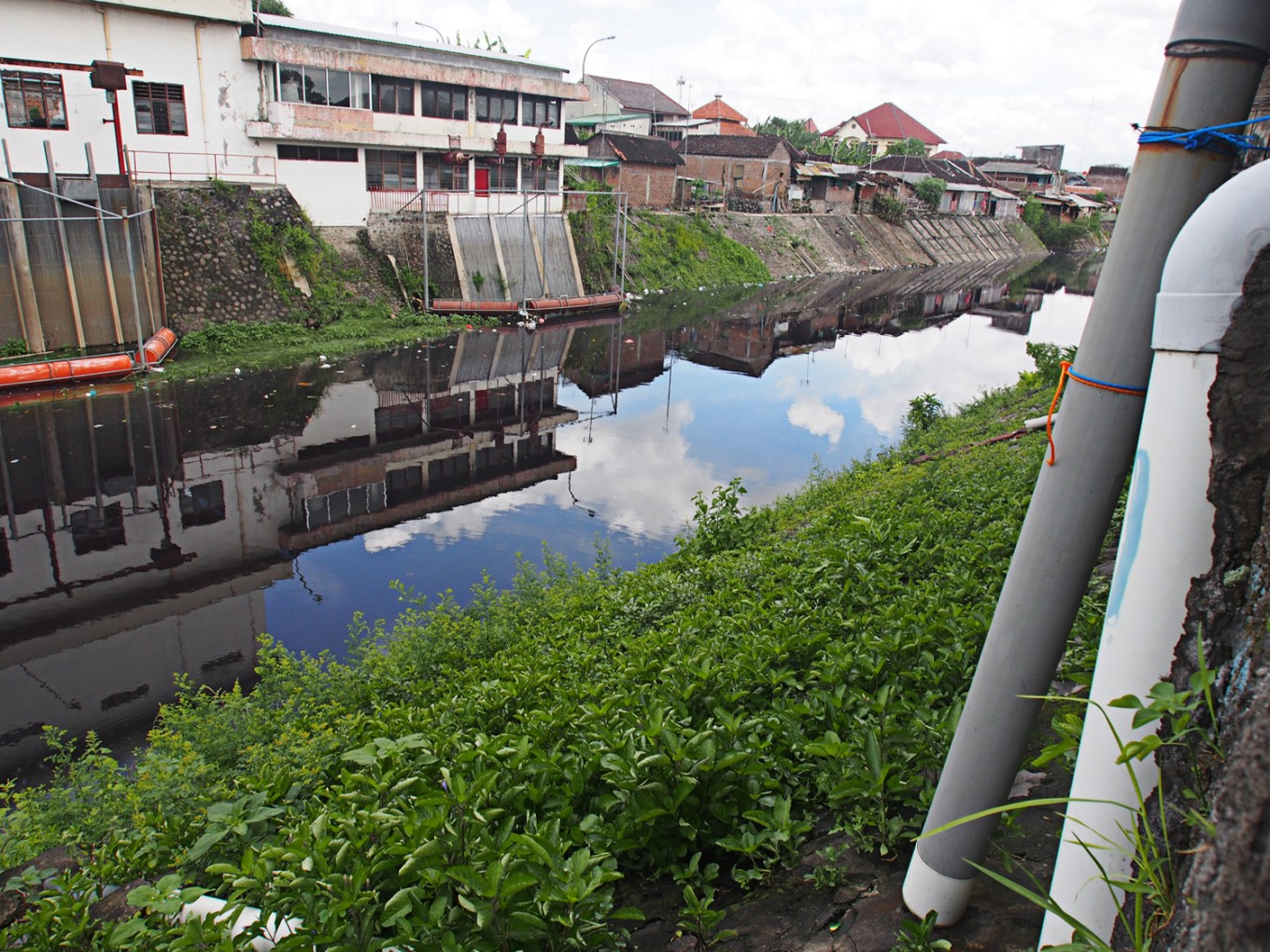 Hundreds to be evicted in Surakarta for reservoir