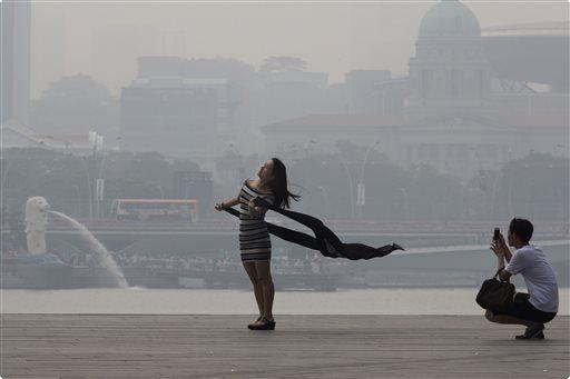 Singapore raises concerns over haze at UN meeting