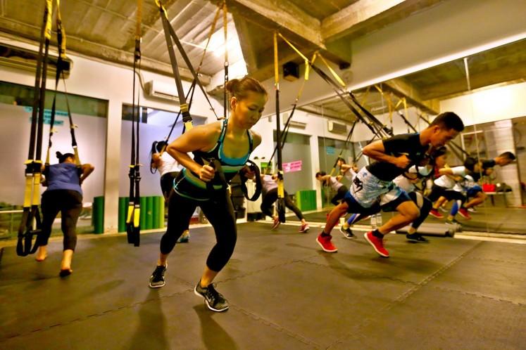 The Fitness Phenomenon