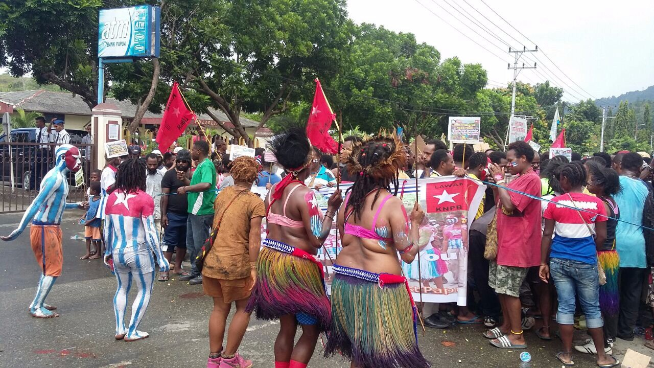Hundreds of Papuans arrested over self-determination rally plan